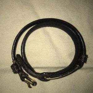 Louis Vuitton Accessories - louie bracelet